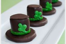HOLIDAYS: St. Pat's Day / St. Patricks Day / by mamachallenge.com