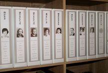 Family History - organisation