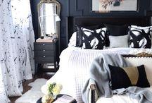 THE BEDROOM / Bedroom Inspiration