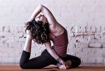 """ yoga & meditation "" / by Neleh_13_Esynce"
