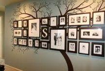 Family History - display ideas