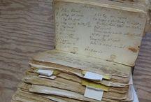 Family History - recipe books