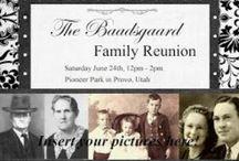 Family History - reunions