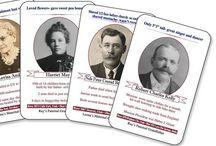 Family History - ancestor cards