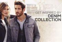 OVS Denim / 2015 è l'anno del jeans. Visita gli store OVS o il sito ovs.it dove troverai il look jeans che fa per te.