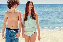 Beach Time MAUI lovs OVS / Collezione beachwear OVS donna, uomo e bambino.  Include capi Maui.