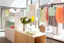 THE BOUTIQUE / Inspiration of store fronts and interiors