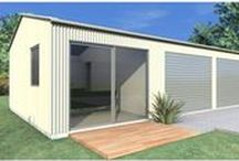 Garages and / or Sleepouts