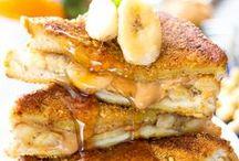 Food: Breakfast / breakfast whenevs