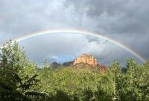 Sedona and Arizona / Glorious and breathtaking Sedona. A special place to energize your spirit