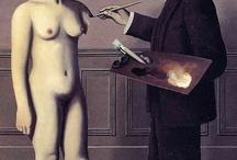billedkunst, olje ol......