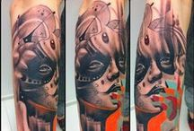 Tattoo Artists / www.heartbeatink.gr