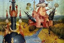 Hieronymus Bosch / by Angeles VG