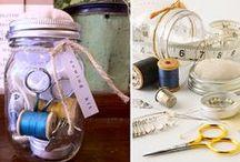 Gift jar & basket ideas