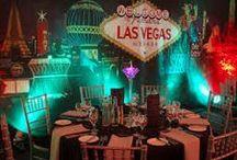 Casino and Vegas styling