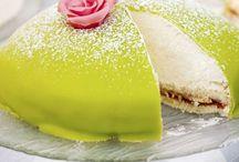 Desserts - Kakor - Desszertek