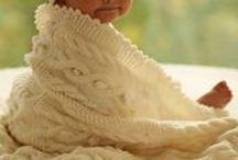 Blankets, baby blankets - deky, dětské dečky