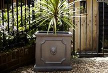 Pots & Planters / We offer a wide range of planters in rustic, traditional and contemporary styles. We're also pleased to be able to offer a fantastic bespoke service. See more at www.roundwood.com