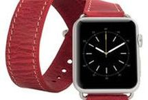 Apple Watch Replacement Leather Bands From Burkley Case