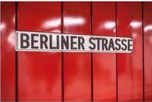 BERLIN / Berliner impressions
