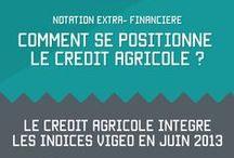 Infographies Crédit Agricole