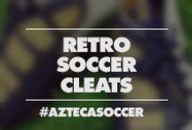 Retro Soccer Cleats