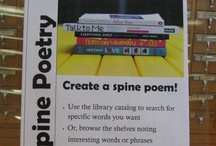 Book Spine Poetry - join us!