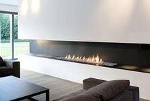 interiors :: fireplaces