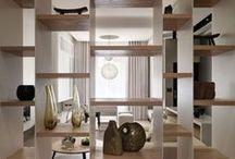 interiors :: bookcases