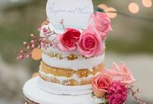 Wedding Cakes / by Artfully Wed - Wedding Blog
