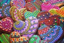 I love hearts! / by Tasha Knob