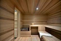 interiors :: sauna