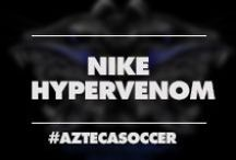 Nike Hypervenom / Nike's Hyper Venom Socer Cleats brings new innovation to the attacking player. The Hyper Venom is engineered to find the ball and finish the play. The split-toe plate and agility traction pattern deliver a quick response to help you find space when defenders close in.