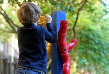 Ideas for the Boys / For the boys, young and old.  Great ideas for upcycling recycling around the house.  Ideas to generate creativity and play.