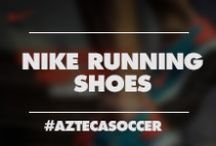 Nike Running Shoes / Start with the first step, Run FREE! Azteca Soccer now provides you with Nike men's and women's running shoes. Step out your house and go for a jog in your new pair of nike running shoes. Available in different colors and styles like the Nike Free 3.0, Nike Free 5.0+ and the Nike Free Trainer. Which ever style or color you choose the main important reason to go running is to stay healthy and fit. What's your reason to run? tweet us your answers with #MyReasonForRunning
