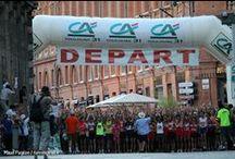 Corrida Pédestre CA Toulouse 31 / Pour la 4ème année consécutive, Crédit Agricole Toulouse 31 apporte son appui à la Corrida pédestre de Toulouse. Outre son soutien financier ce sont 80 bénévoles qui ouvrent en coulisse de la course.