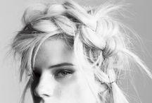 Braids hair ideas / #braids#fashionhair#ilovehair#
