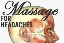 Massage Tips and Tutorials from Simplecare Products / Simple tips for indulgence and relief.