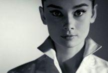 Audrey Hepburn model/actress  / Model#fashion#actress#icon