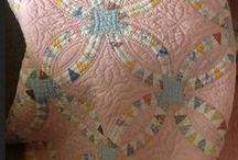 Patchwork / A collection of quilts that inspire.  Patchwork used in clever ways.