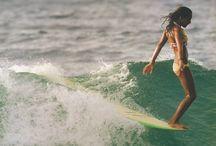 Surf's Up / Sun, Surf & Beach