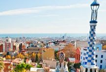 Study Abroad in Barcelona, Spain / Celebrating one of the world's greatest cities, one pin at a time.