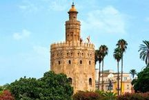 Study Abroad in Sevilla, Spain / Study abroad in the heart of Andalusia. Southern Spain awaits.