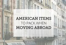 How to Pack for Study Abroad / Packing tips galore!