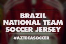 Brazil National Team Soccer Jerseys