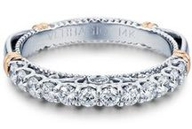 Wedding Bands / Beautiful women's wedding bands from our designer of all designers