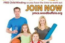 YMCAWB Events! / See what we've been up to at YMCA Wood Buffalo!