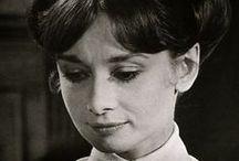 Audrey Hepburn / by Ria de Ruiter