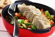 Diabetic Seafood Recipes / Low carb seafood and fish recipes from Diabetic Gourmet Magazine. Includes diabetic recipes using shrimp, cod, tuna, crab, walleye, halibut, clams, mussels and more.