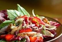 Salad Recipes / Low-carb and sugarfree summer salad recipes that are safe for diabetics, including grilled beef and chicken salads.